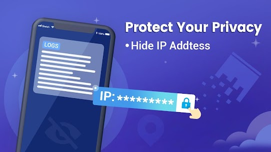 USA VPN – Free Unlimited Proxy MOD APK (Unlocked All) 5