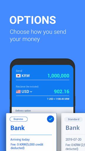 Sentbe Global Money Transfer apktram screenshots 7