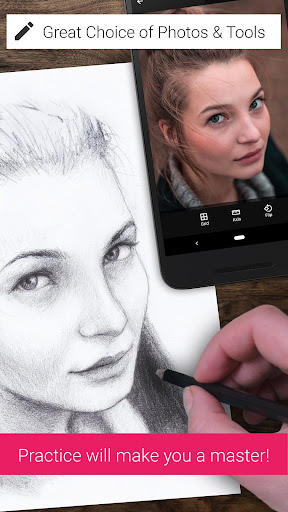 Practice Drawing: Portraits and Figures 2.1.5 Screenshots 1
