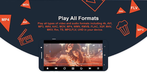 Play it - Playit Player App 2021 - HD Video Player