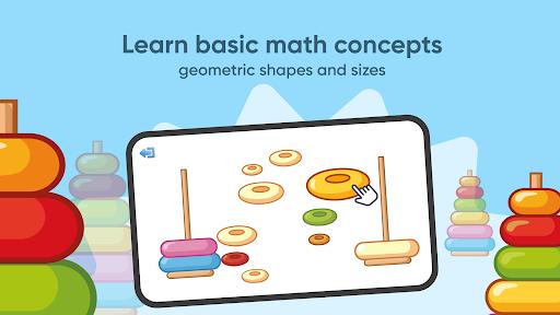Brainy Kids: educational games for 2-3 year olds Apkfinish screenshots 5