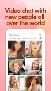 Lamour-Live Random Video Chat Apk Download Free 1