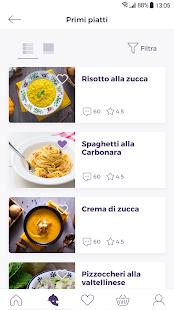 GialloZafferano: le Ricette 4.1.20 Screenshots 5