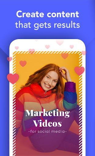 Boosted: Marketing Video Maker for Social Media 1.4.4 screenshots 1