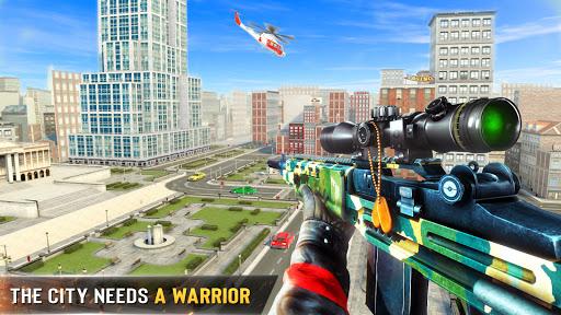 New Sniper Shooter: Free offline 3D shooting games screenshots 2