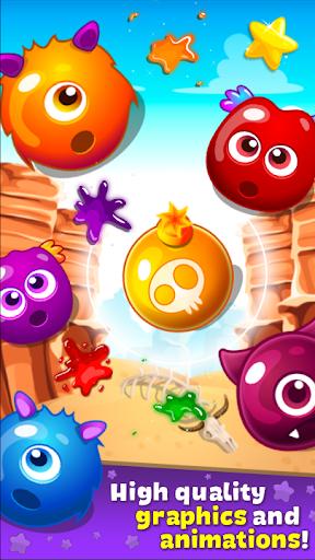 Candy Monsters Match 3 3.0.0 screenshots 9