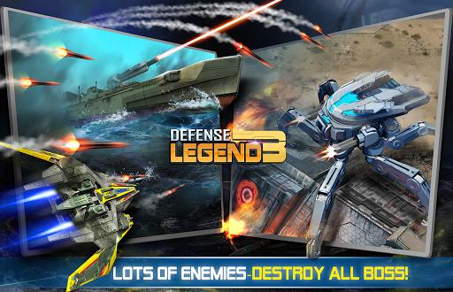 Defense Legend 3: Future War 2.7.2 screenshots 7