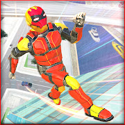 Super Light Robot Speed Hero: Grand Rescue Mission
