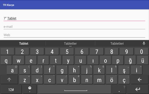 Turkish Keyboard 6.9.0 Screenshots 9