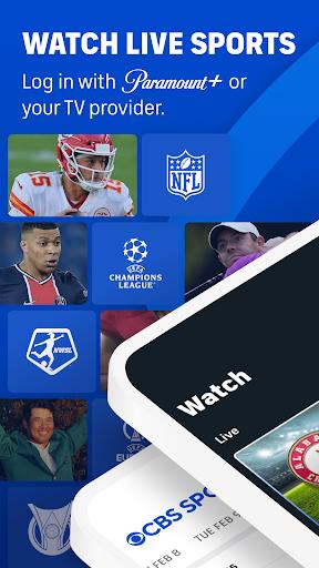 CBS Sports App - Scores, News, Stats & Watch Live  screenshots 1