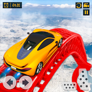 Crazy Ramp Car Stunts Racing Game - Car Games 2021