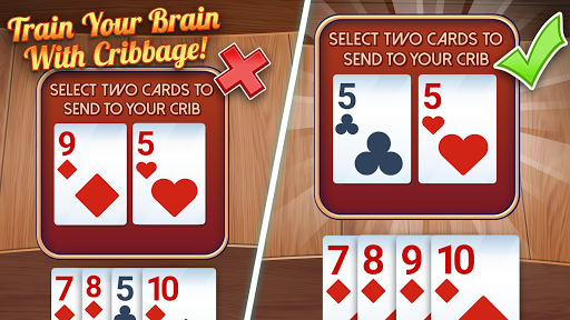 Ultimate Cribbage - Classic Board Card Game 2.3.6 screenshots 2