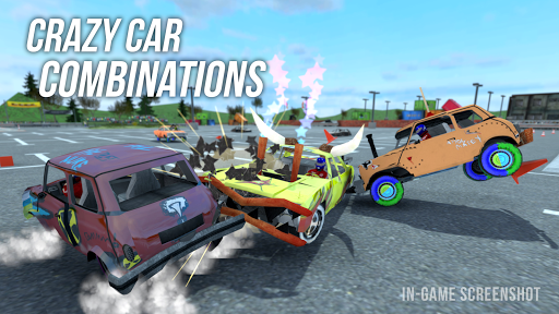 Demolition Derby Multiplayer 1.3.6 screenshots 1