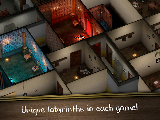 Evil Nun Maze: Endless Escape  screenshots 13