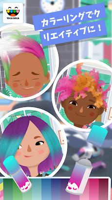Toca Hair Salon 3のおすすめ画像5