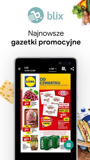 Blix Gazetka Gazetki Promocyjne 4.35.1 screenshots 1