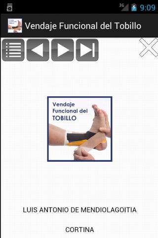 Vendaje Funcional del Tobillo For PC Windows (7, 8, 10, 10X) & Mac Computer Image Number- 5