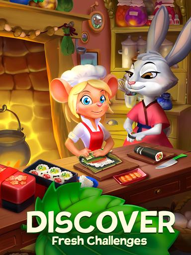 Merge Inn - Tasty Match Puzzle Game  screenshots 8