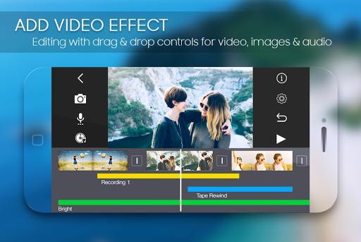 Best Movie Editing - Pro Video Editor & Creator  Screenshots 1