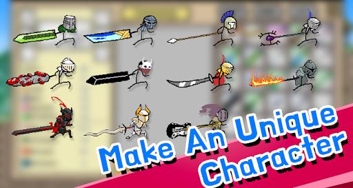 great sword - stickman action rpg screenshot 3