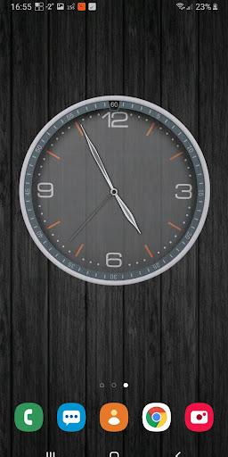 Battery Saving Analog Clocks Live Wallpaper 6.5.1 Screenshots 5
