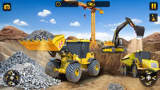 City Construction Simulator: Forklift Truck Game  screenshots 1