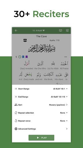 Al Quran (Tafsir & by Word) 1.8.3 Screenshots 5