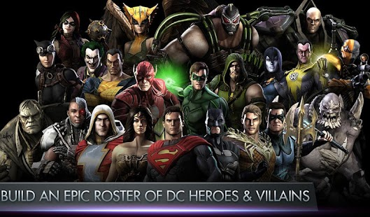 Injustice: Gods Among Us Screenshot