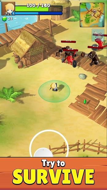 Treasure Digger screenshot 10