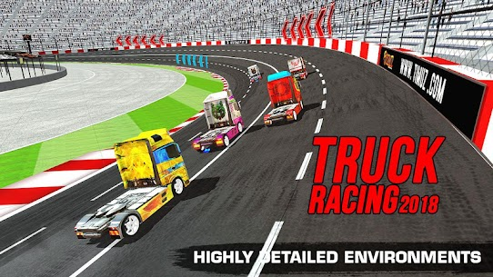 Truck Racing 2018  For Pc – Windows 7/8/10 And Mac – Free Download 1
