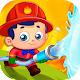 Download Pretend Play Fire Station: Rescue Town Firefighter For PC Windows and Mac