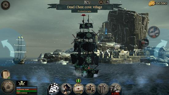 Tempest: Pirate Action RPG Premium Mod Apk