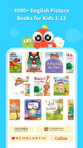 PalFish - Picture Books, Kids Learn English Easily apktram screenshots 1
