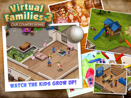 Virtual Families 3 goodtube screenshots 10