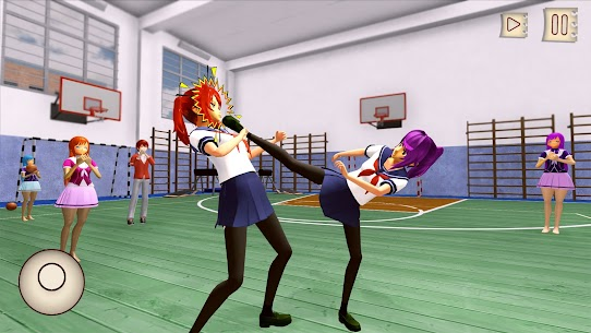 Anime High School Girl MOD APK 1.4 (Free Purchase) 14