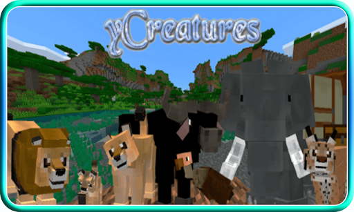 Creatures Craft Mod for Minecraft PE apkdebit screenshots 3