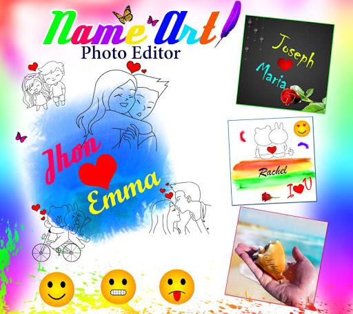 Name Art Photo Editor - 7Arts Focus n Filter 2021  Screenshots 19