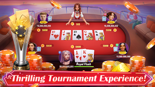 Poker Journey-Texas Hold'em Free Game Online Card 1.007 screenshots 15