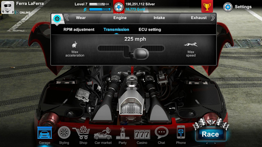 Tuner Life Online Drag Racing  screenshots 4
