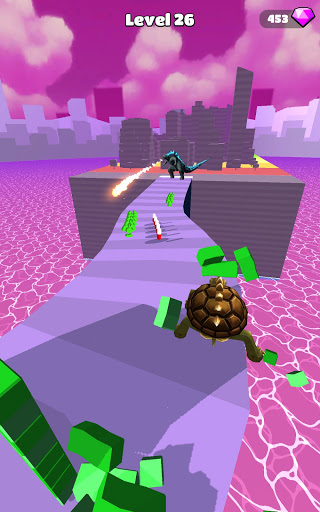 Kaiju Run screenshots 6