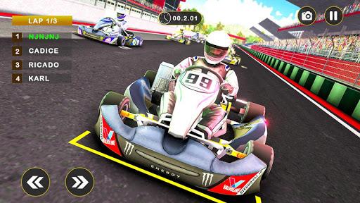 Ultimate Go Kart Racing Games 2021 : Kart Valley 1.0.1 screenshots 7