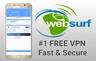 WebSurf HUB - #1 FREE VPN