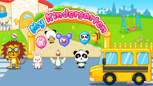 Baby Panda Kindergarten 8.53.00.00 screenshots 5