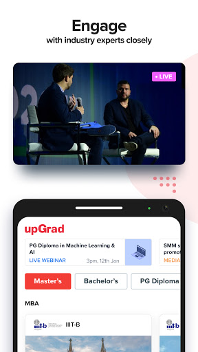 upGrad - Online Learning Courses android2mod screenshots 2