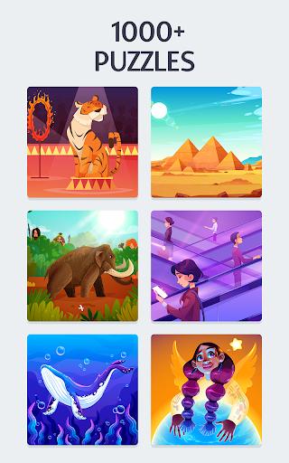 Creative Puzzles: Jigsaw Game 2.1 screenshots 16