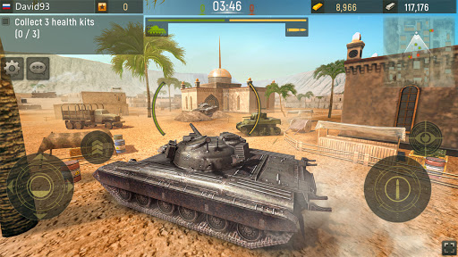 Grand Tanks: Free Second World War of Tank Games screenshots 20