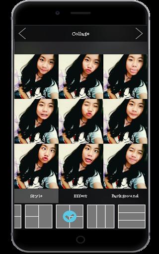 Selfie A-612 Lite Filter 2.0.1 Screenshots 2