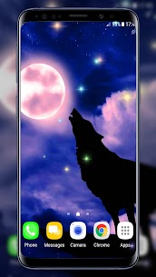 Wolves Live Wallpaper 6.6.0 Android Mod + APK + Data 1