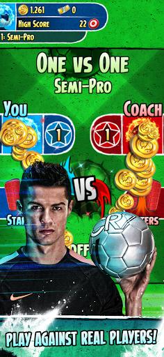 Cristiano Ronaldo: Kick'n'Run u2013 Football Runner android2mod screenshots 4