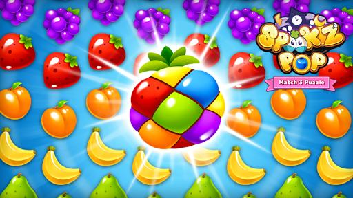 SPOOKIZ POP - Match 3 Puzzle 1.2.6 screenshots 3